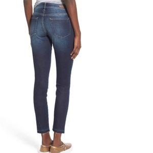 "Articles of Society ""Carly"" Frayed Hem Skinny Jean"
